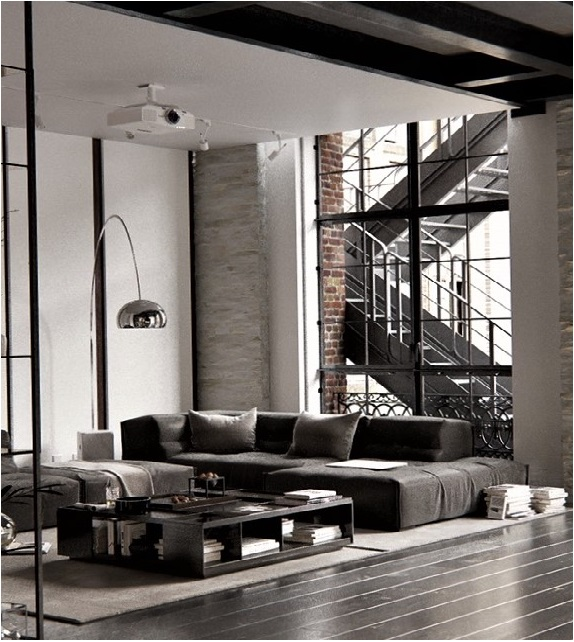 Interior design - Loft Berlin